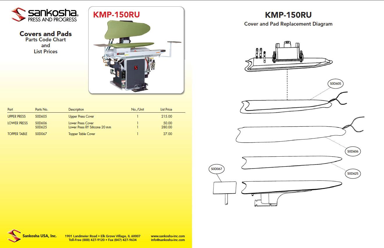 SANKOSHA_KMP-150RU