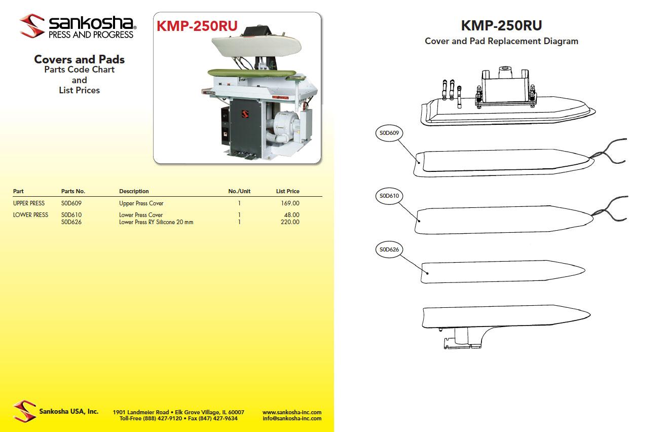 SANKOSHA_KMP-250RU
