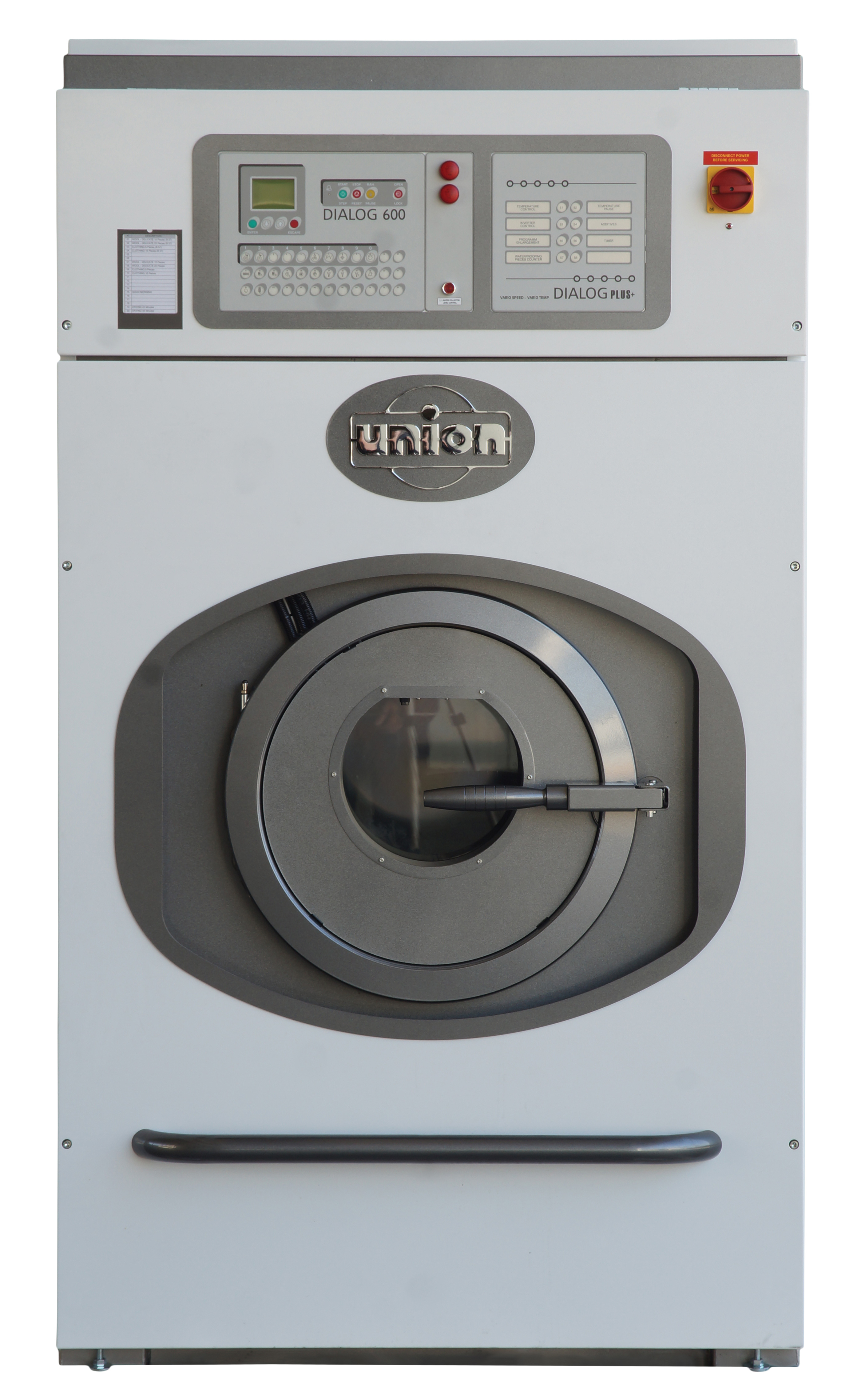 Union Cloud Drycleaning Machine