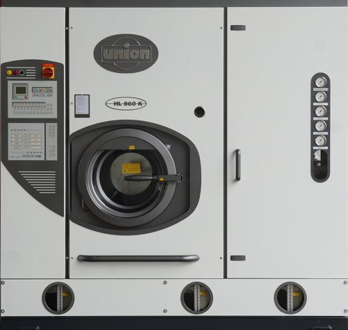 Union HL 800 Series Dryclean Machine - Hydrocarbon Green Earth