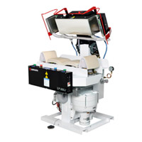 LP-685U Double Collar Cuff Press