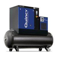 Quincy QGS Series Rotary Screw Compressor