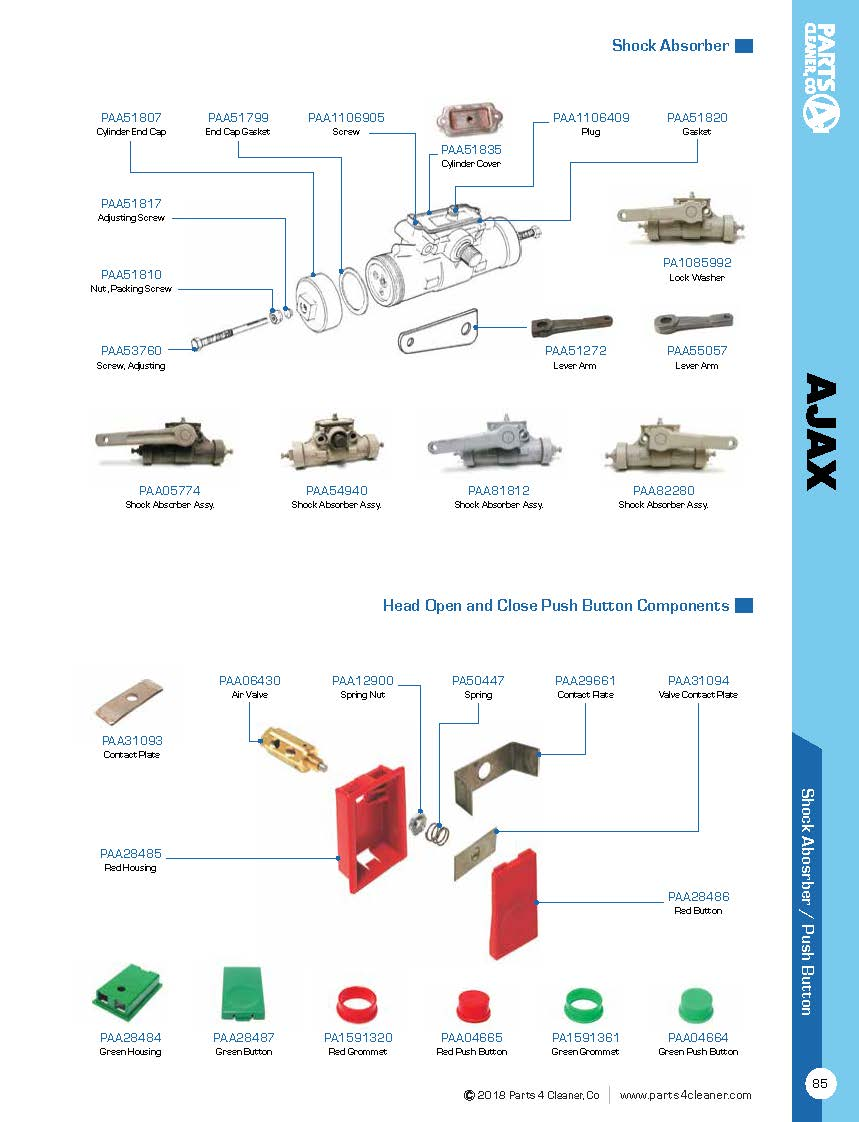 Ajax Parts Uswm Southern Californias Dryclean Commercial Boiler Wiring Diagram 13ajax Page 04