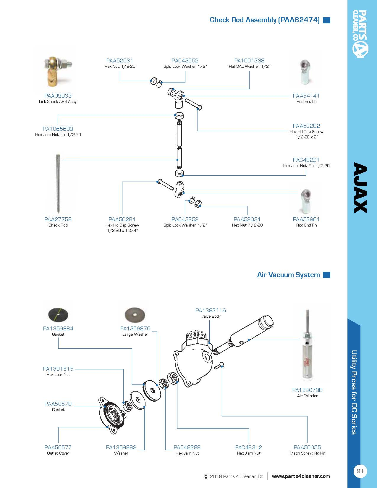 Ajax Parts Uswm Southern Californias Dryclean Commercial Boiler Wiring Diagram 13ajax Page 10